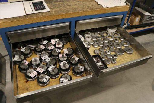 CNC-Stanz-Lasermaschine Trumpf Trumatic 3000 fiber | Bild 3