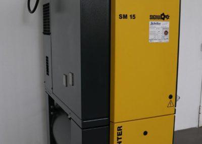 Schraubenkompressor Kaeser Aircenter SM 15-11 | Bild 1
