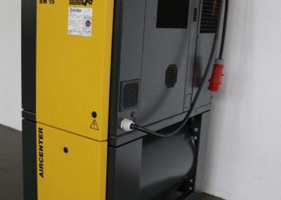 Schraubenkompressor Kaeser Aircenter SM 15-11 | Bild