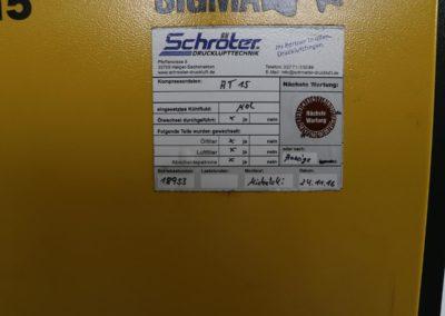 Schraubenkompressor Kaeser Aircenter SM 15-11 | Bild 5