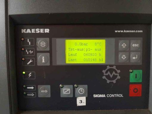 Schraubenkompressor Kaeser Aircenter SM 15-T | Bild 5