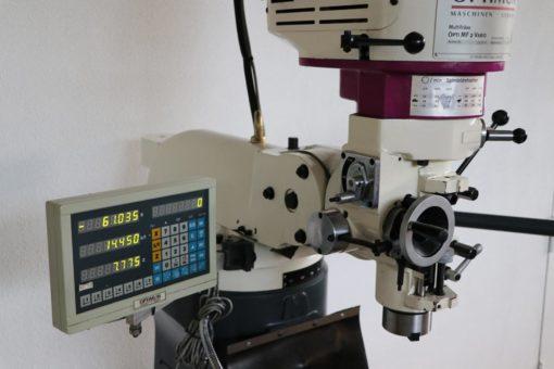 Multifräse Optimum OPTImill MF 2 Vario DPA | Bild 3