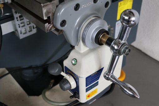 Multifräse Optimum OPTImill MF 2 Vario DPA | Bild 6