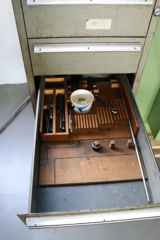 Universalfräsmaschine Deckel FP2NC Dialog 4 | Bild 11