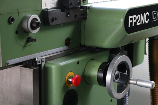 Universalfräsmaschine Deckel FP2NC Dialog 4 | Bild 5