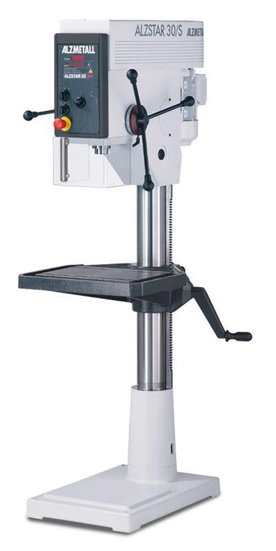 Alzmetall ALZSTAR 30/S Säulenbohrmaschine
