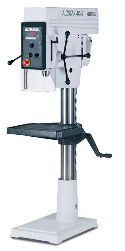 Alzmetall ALZSTAR 40/S Säulenbohrmaschine