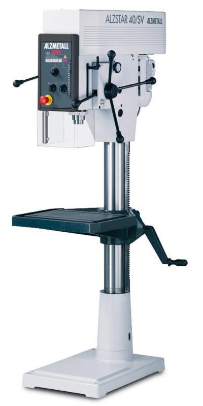 Alzmetall ALZSTAR 40/SV Säulenbohrmaschine
