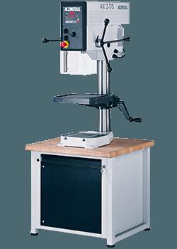 Bild der Alzmetall AX 2-T/S Tischbohrmaschine