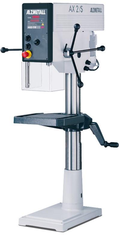 Säulenbohrmaschine Alzmetall AX 2/S