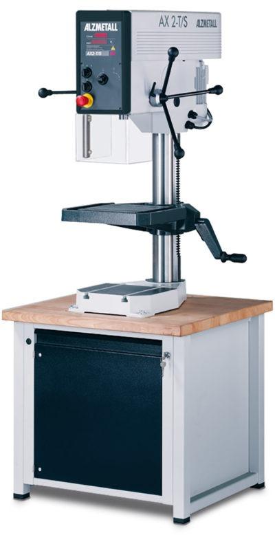 Tischbohrmaschine Alzmetall AX 3/TS