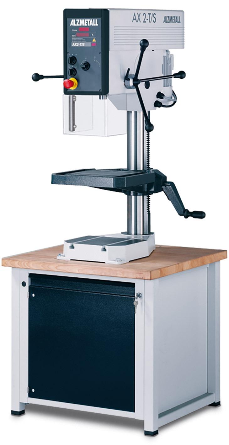 Bild der Alzmetall AX 2-T/S Säulenbohrmaschine