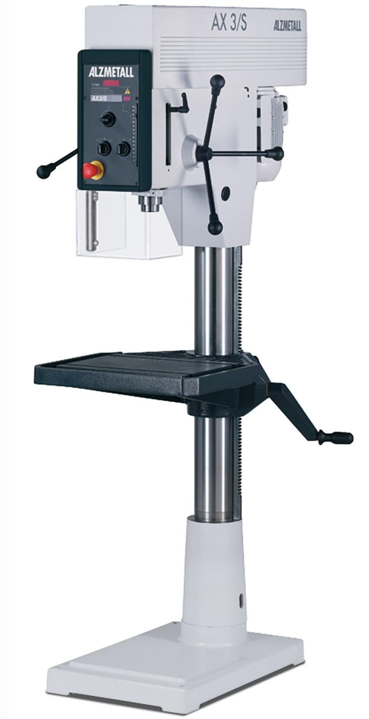 Bild der Alzmetall AX 3/S Säulenbohrmaschine