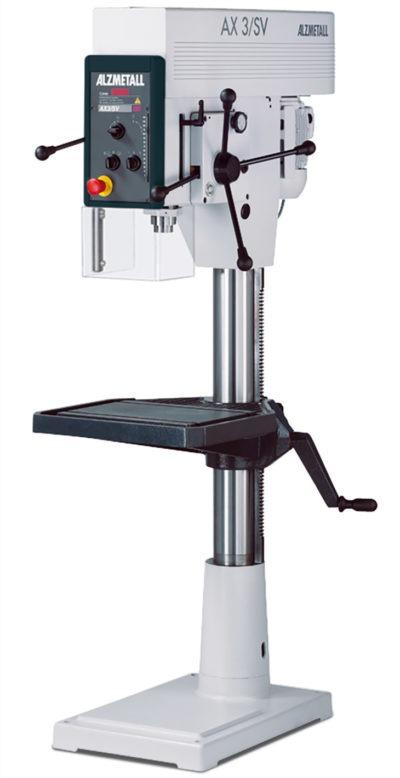 Säulenbohrmaschine Alzmetall AX 3SV