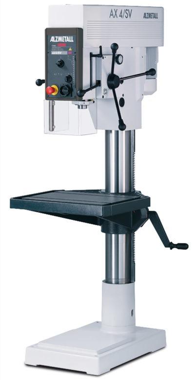 Säulenbohrmaschine Alzmetall AX 4SV