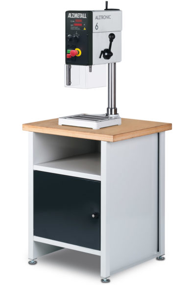Alzmetall Alztronic 6 Tischbohrmaschine