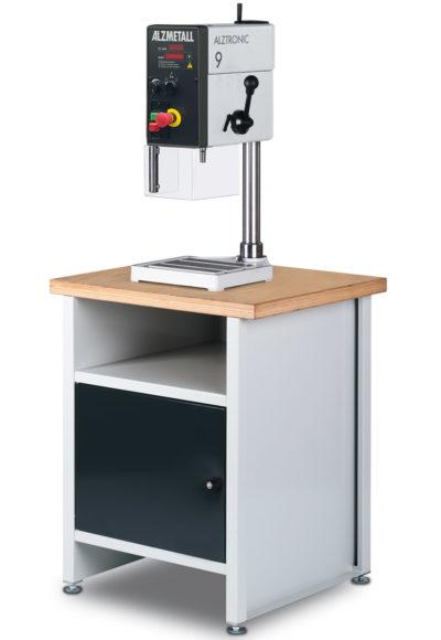 Alzmetall Alztronic 9 Tischbohrmaschine