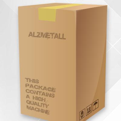 AX-Option: Verpackung für Transport