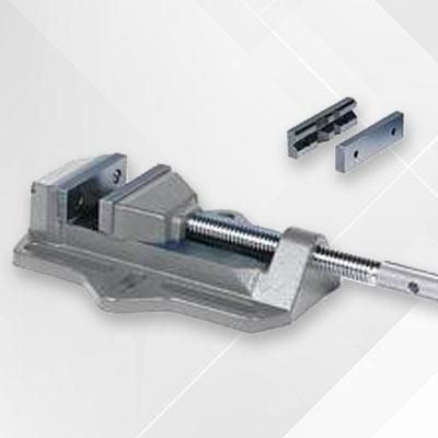 AX-Option 10637: Auflegeschraubstöcke für Bohrmaschinen
