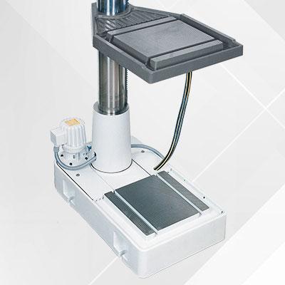 Kühlmitteleinrichtung A als Option für Alzmetall AX 2-T/S Tischbohrmaschine