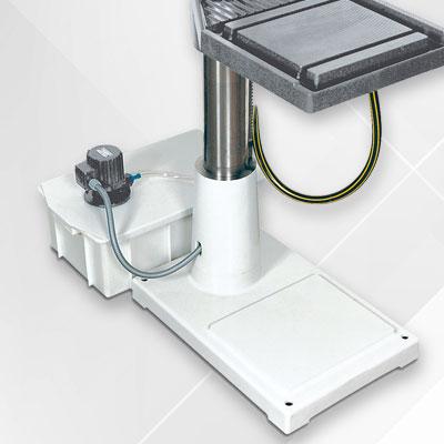 AX-Option 25: Kühlmitteleinrichtung B