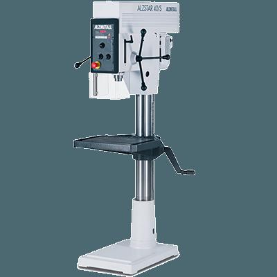 Alzmetall Tischbohrmaschinen und Säulenbohrmaschinen der ALZSTAR-Serie