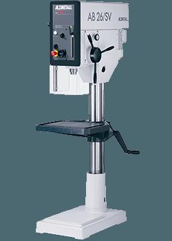 Alzmetall AB 26/SV Säulenbohrmaschine mit Vorschub