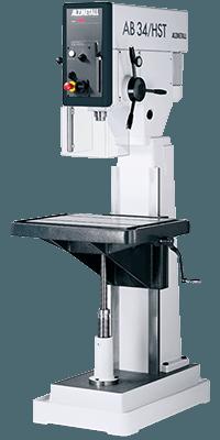 Alzmetall AB 34 Halbständerbohrmaschine mit Vorschub