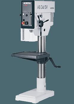 Alzmetall AB 34/SV Säulenbohrmaschine mit Vorschub