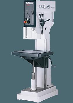 Alzmetall AB 40/HST Halbständerbohrmaschine mit Vorschub