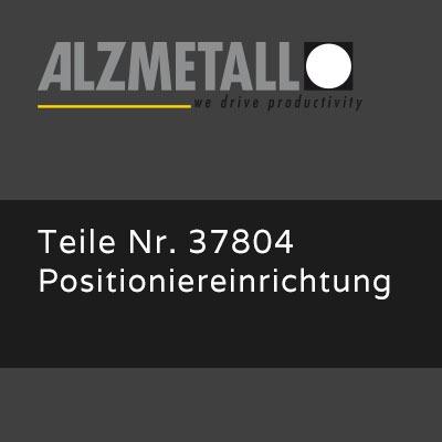 AB-Option: Positionseinrichtung zum Gleitkreuztisch