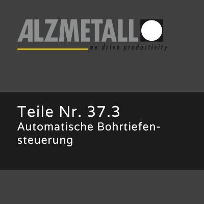 AB-Option 37.3: Digitale Bohrtiefensteuerung