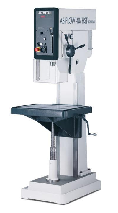 Alzmetall AB-Flow 40/HST - Halbständerbohrmaschine