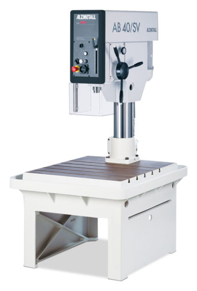 Die Alzmetall RTF-Serie | Reihenbohrmaschinen (XL)