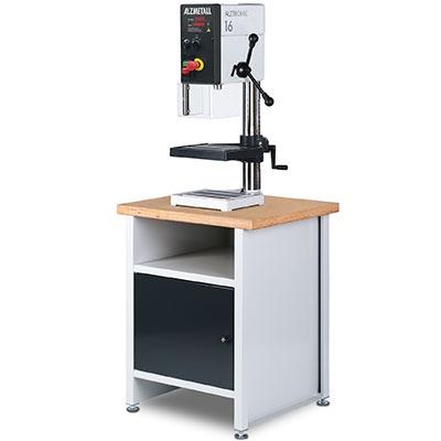 Alzmetall Tischbohrmaschinen und Säulenbohrmaschinen der ALZTRONIC-Serie