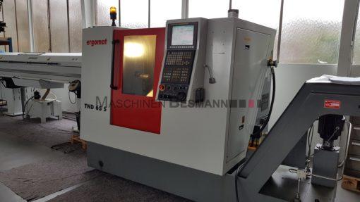 CNC Dreh- und Fräszentrum Ergomat TND 65 s
