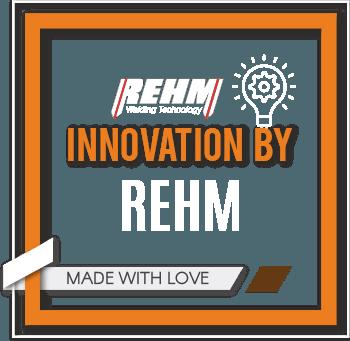 Bestes Qualitätssiegel by REHM: Made in Germany bedeutet auch stetige Innovation