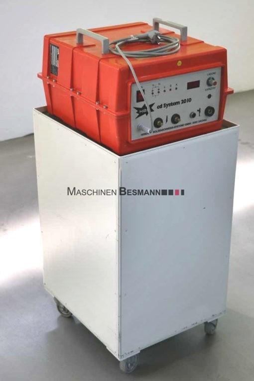 HBS cd System 2010 Bolzenschweissgerät inkl Zubehör