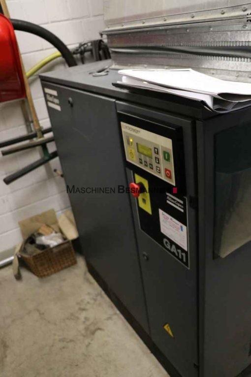 Schraubenkompressor Atlas Copco GA11 FF