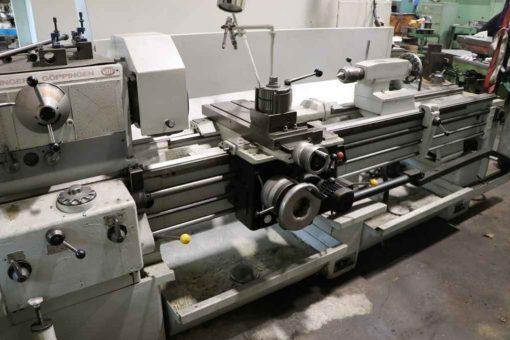 Leit- und Zugspindeldrehmaschine VDF Böhringer D480x1500