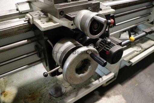 Leit- und Zugspindeldrehmaschine VDF Böhringer D480x1500 (06)