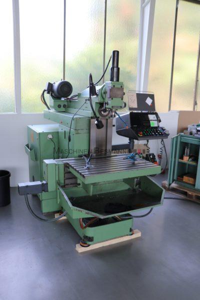 Universalfräsmaschine Deckel FP4A (01)