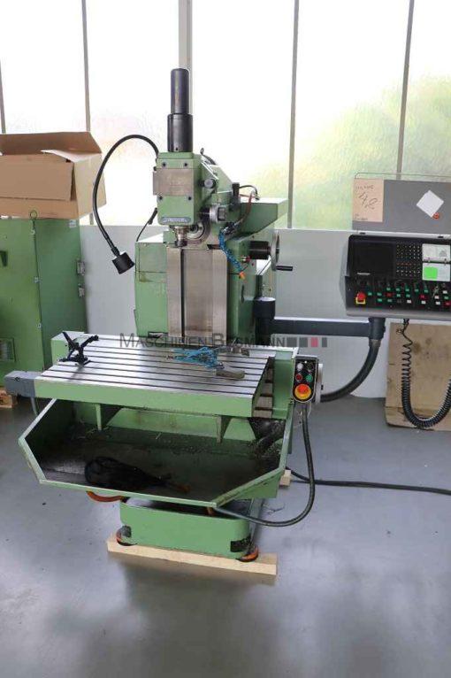 Universalfräsmaschine Deckel FP4A (02)