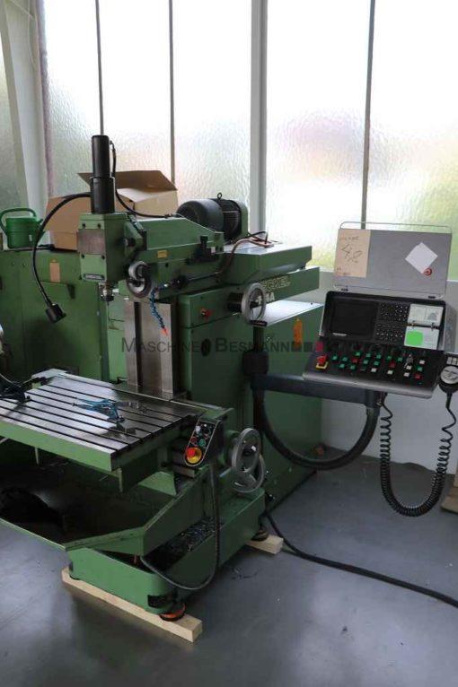 Universalfräsmaschine Deckel FP4A (03)