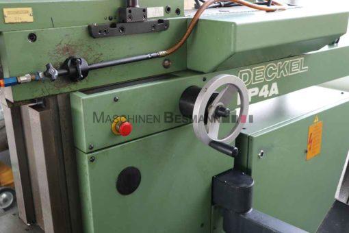 Universalfräsmaschine Deckel FP4A (07)
