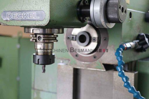 Universalfräsmaschine Deckel FP4A (08)