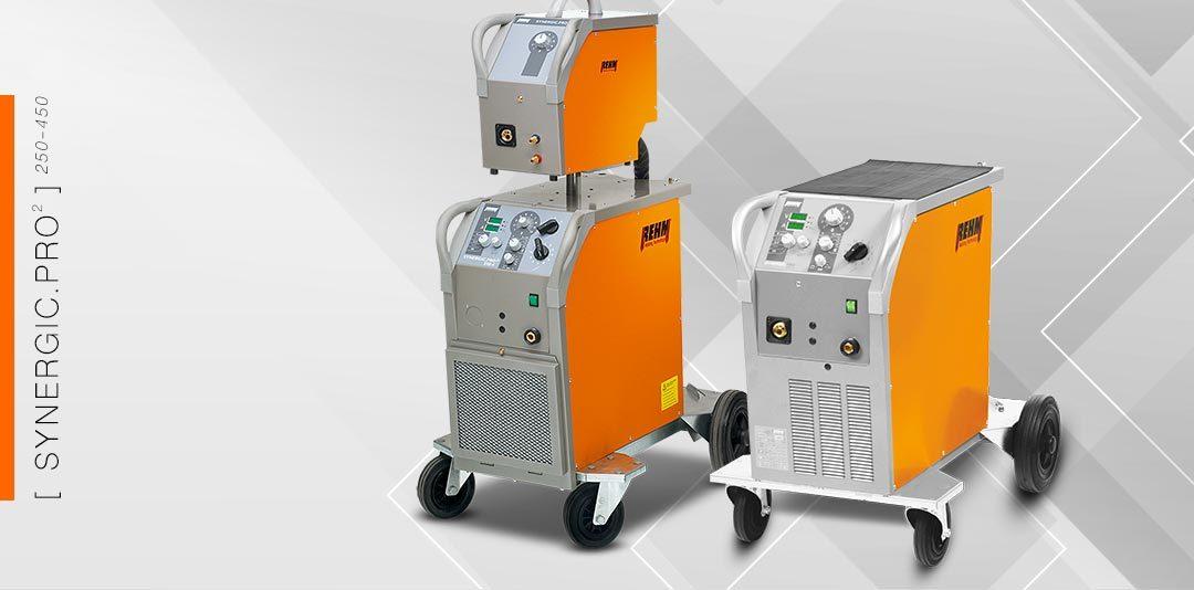 Synergic Pro² 250-450