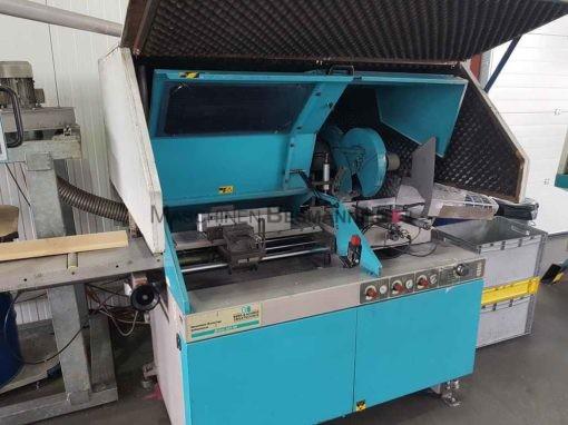 BERG&SCHMID VELOX 350 VA Alu Kreissägeautomat