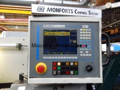 Monforts-Steuerung - Universaldrehmaschine Moforts KNC-6 2000