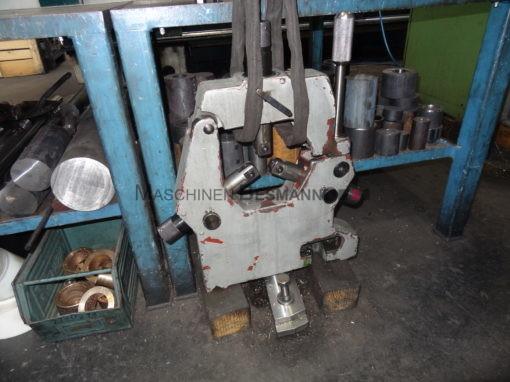 Zubehör-Monforts-Lünette - Universaldrehmaschine Moforts KNC-6 2000
